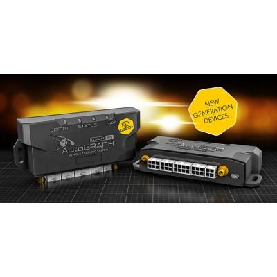 Бортовой контроллер АвтоГРАФ-GSM + (ГЛОНАСС / GPS)