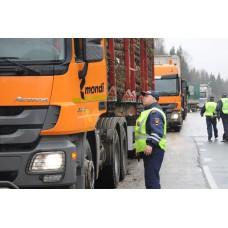 Штраф за перегруз и другие проблемы дальнобойщиков