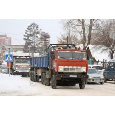 Старым грузовикам готовят большие налоги